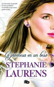 Reseña de La promesa en un beso de Stephanie Laurens en http://www.nochenalmacks.com/la-promesa-en-un-beso-de-stephanie-laurens/