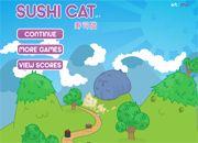 Sushi Cat | Hi juegos de cocina - jugar online