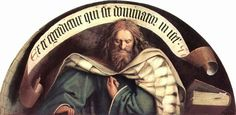 by Hubert van Eyck(Huybrecht van Eyck) (약1385–1426)