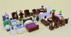 Home Sweet Home - Jelsa - Lego