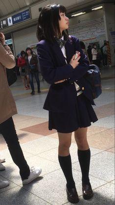 Best 9 ❥ ─ – Death limit – Page 478085316692884405 – SkillOfKing. Cute School Uniforms, Kids Uniforms, School Uniform Girls, High School Girls, School Girl Japan, School Girl Outfit, Girl Outfits, Beautiful Little Girls, Beautiful Asian Women
