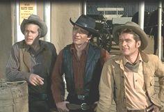 Trampas,Virginian und Steve
