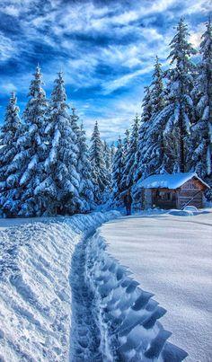 Idyllic cabin near Sarajevo in Bosnia and Herzegovina • photo: Bez Dan on Facebook