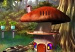 Amanita Mushroom Forest Escape walkthrough-avmgames:In this escape game you went to visit a amanita mushroom forest with you friends. But you unfortunately missed the way and there is no one to help you. You have to escape from this mushroom forest for by finding useful objects, hints and solving puzzle. Vous devez sortir de cette forêt de champignons en trouvant des objets utiles, conseils et résolution d'énigmes.