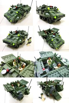Light Weight Armour Vehicle 11 by SOS101
