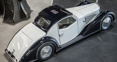 Voisin coupe .Art Deco dreams come true at the Mullin Automotive Museum | Classic Driver Magazine
