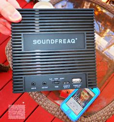 The Art of Random Willy-Nillyness: Soundfreaq Sound Spots Review @Soundfreaq #SoundSpot Bluetooth Speakers #Sponsored