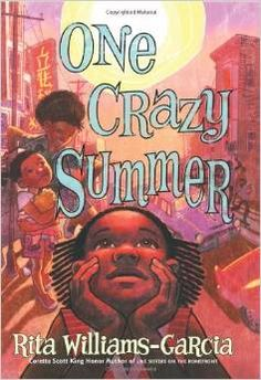 Win a signed copy of the Award Winning 'One Crazy Summer' Written by Rita Williams-Garcia! Three (3) Winners will be chosen! at www.KidLIt.TV
