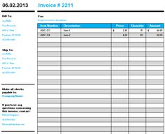 Weekly Time Sheet Template  Invoice    Template And