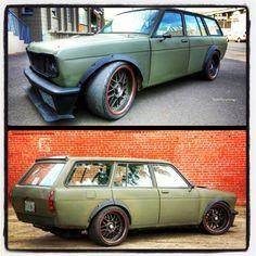 Epic Datsun: Supra 510 Wagon