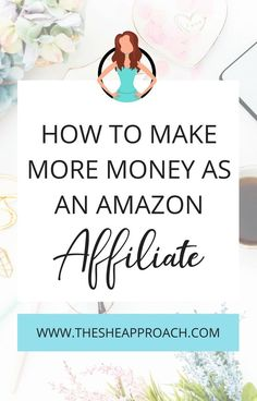 Making money as an Amazon affiliate doesn't have to be hard, check out our full guide for bloggers here. Earn Amazon affiliate commissions and find out what products to promote on your blog! Try to make money blogging with affiliate marketing today!  #amazonaffiliate #affiliatemarketing #makemoneyonline #makemoneyblogging #amazonaffiliateprogram