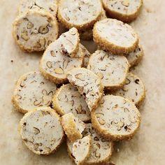 Pecan Shortbread Cookies  - Delish.com