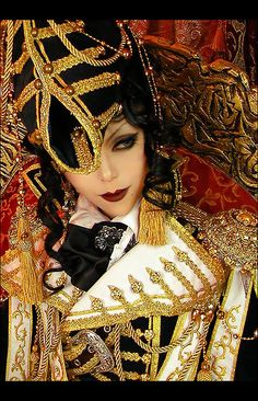 Trinity blood (If I could cosplay like this, I would totally walk outside like this!)