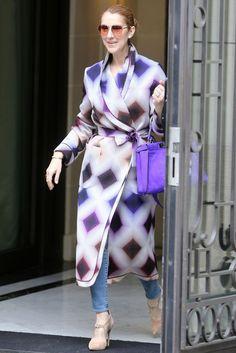 Неожиданное преображение: Селин Дион на Неделе Высокой моды в Париже | Мода | Выход в свет | VOGUE