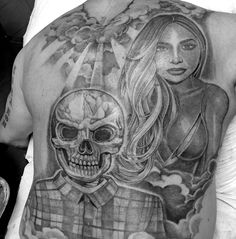 Skull, Tattoos, Art, Tatuajes, Japanese Tattoos, Tattoo, Tattoo Illustration, A Tattoo, Tattos