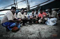 Sri Lanka fisherman remember their fellow fisherman and families that were lost in the tsunami 2004. Photography by John Wilson www.johnwilsonphotographer.com.au