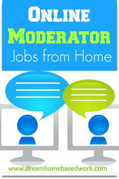 Want to find work at home jobs as a community online moderator? These 10 companies need online moderators to manage social media posts, chat rooms, etc. Work From Home Jobs, Make Money From Home, Way To Make Money, Make Money Online, Money Fast, Internet Marketing, Online Marketing, Job Work, Going On Holiday
