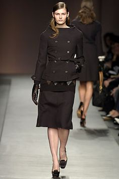 Prada Fall 2003 Ready-to-Wear Collection Slideshow on Style.com