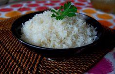 Brazilian Style White Rice (Arroz Branco)