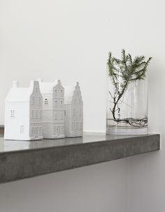 Kerst en interieur inspiratie uit Noorwegen. Voor meer inspiratie en woontrends  kijk ook eens op http://www.wonenonline.nl/interieur-inrichten/interieurtrends/