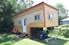 Jess and Dan's DIY Tiny House Blog