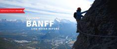 Banff Norquay | Via Ferrata & The New Boardwalk opening summer 2014!