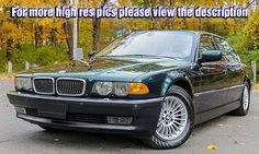 awesome 2000 BMW 7-Series iL - For Sale
