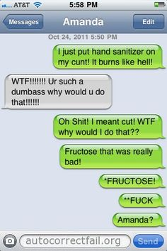 auto correct fails dirty | Maybe it was really dirty? | Autocorrect Fail - Hilarious Auto Correct ...
