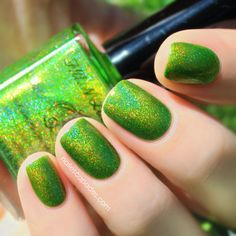 Nail Escapades: F.U.N Lacquer - Summer 2014 Collection (MEGA POST) - Mowed Meadow
