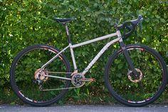2016 Litespeed Kuwa adventure road bike