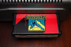 dungeons of daggorath - Google Search