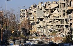 Aleppo : World ignores destruction of Syria's largest city