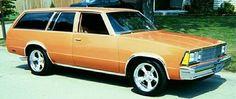 powerwagon 1980 Chevrolet Malibu 657325