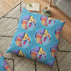 Corgi and tea Corgi Dog, Iphone Phone Cases, Throw Pillows, Tea, High Tea, Cushions, Decorative Pillows, Decor Pillows, Teas