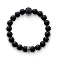 Thomas Sabo Black Obsidian Bracelet Thomas Sabo Bracelet A1085-023-11 £70.35  £23.99 24 reward points