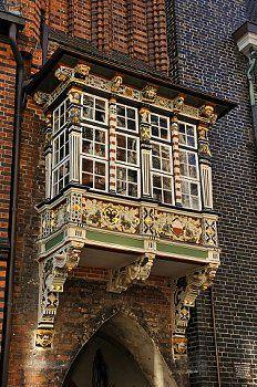 Schleswig Holstein #Lübeck Rathaus, Germany