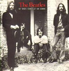 The Beatles - Get Back / Don't Let Me Down (1969)