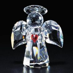 Angel of Love crystal figurine from www.CrystalWorld.com