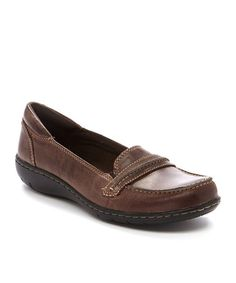 Love this Brown Sixty Lakes Loafer on #zulily! #zulilyfinds