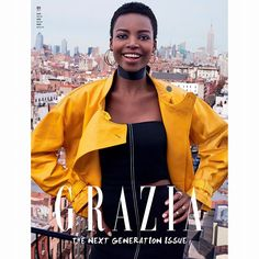 MARIA MEET MARGARET: On a warm winters day in New York City (read: three degrees Celsius) Australian photographer and influencer #MargaretZhang shot international model #MariaBorges. Direct from a plush rooftop in Soho the pair chatted @MichelleObama @riccardotisci17s departure from @givenchyofficial and @victoriassecret's major nod to runway diversity. Read the conversation and see @iammariaborges first Australian cover with #GRAZIA at link in bio. Full editorial in GRAZIA's Next…