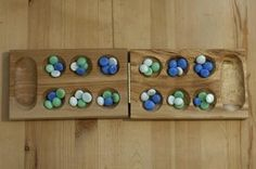 Mancala dates all the way back to Ancient Egypt.