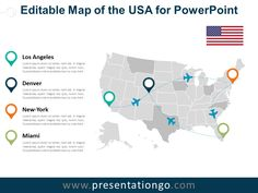 16 best powerpoint maps images in 2018 free maps presentation