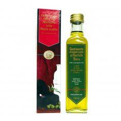 Boscovivo Black Truffle Extra Virgin Olive Oil 250 ml @ https://houseofcaviarandfinefoods.com/truffles/boscovivo-black-truffle-extra-virgin-olive-oil-250-ml1822-845-detail #truffle #italiantruffle #frenchtruffle #blacktruffle #whitetruffle #albatruffle