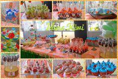 Hawaii Candy Buffet