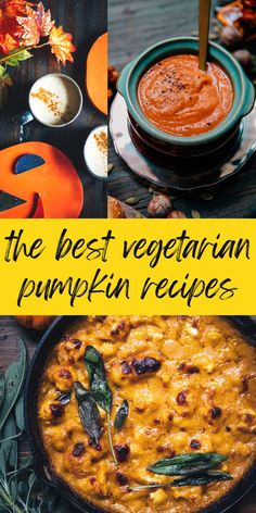 Pumpkin Recipes, Fall Recipes, Best Vegetarian Recipes, Fabulous Foods, Gluten Free, Keto, Good Things, Healthy, Easy
