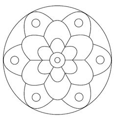 Maestra de Infantil: Mandalas para colorear. Mandalas de profesiones. Mandala Art, Mandalas Drawing, Mandala Coloring Pages, Mandala Pattern, Colouring Pages, Mandala Design, Coloring Books, Faux Stained Glass, Stained Glass Patterns
