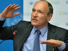 Berners-Lee calls for online `Magna Carta` to protect web users