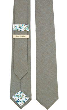 a handsome tie #men