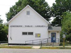 Old Jonesboro Public Library Near NEA, Jonesboro, Arkansas and Memphis, Tennessee Jonesboro | Memphis | Construction | Architecture | Vintage | IPhoneography | Arkansas | From www.arkansasconstruction.co
