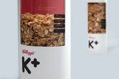 A Creative Redesign Concept Of Kellogg's 'Special K' Cereal For Adults - DesignTAXI.com